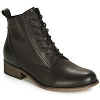 Chaussures Femme Boots André GODILLOT Noir