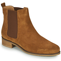 Chaussures Femme Boots André CHATELAIN Beige