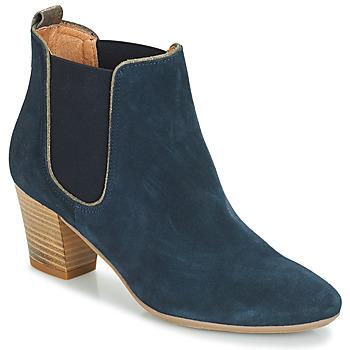 Chaussures Femme Bottines André RELEASE Bleu