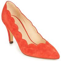Chaussures Femme Escarpins André SAPHIR Rouge