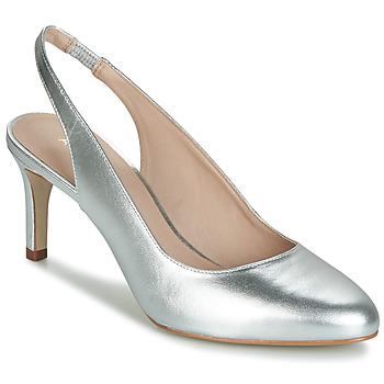 Chaussures Femme Escarpins André CASINO Argenté