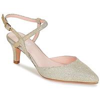 Chaussures Femme Sandales et Nu-pieds André COLIBRI Doré