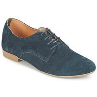 Chaussures Femme Derbies André CAMARADE Bleu
