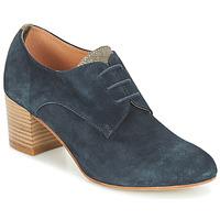 Chaussures Femme Derbies André CORI Bleu