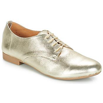 Chaussures Femme Derbies André COMPLICITY Doré