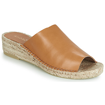 Chaussures Femme Espadrilles André RAYON Camel