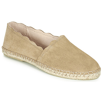 Chaussures Femme Espadrilles André RHUM Taupe