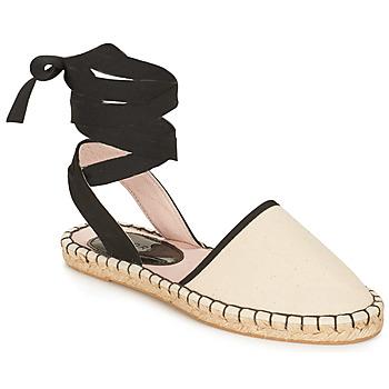 Chaussures Femme Espadrilles André ROSA Beige