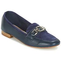 Chaussures Femme Mocassins André CRIOLLO Bleu