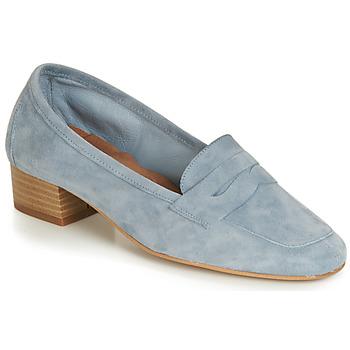 Chaussures Femme Mocassins André SENLIS Bleu
