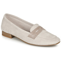 Chaussures Femme Mocassins André NAMOURS Beige