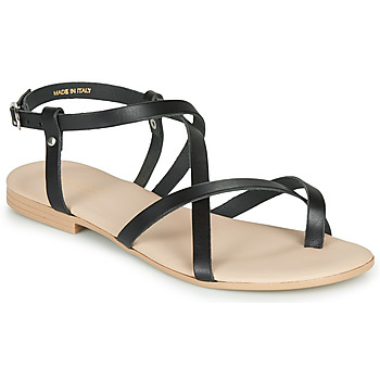 Chaussures Femme Sandales et Nu-pieds André RAFFOLE Noir