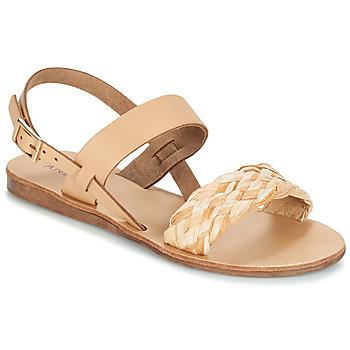 Chaussures Femme Sandales et Nu-pieds André RAMATUELLA Beige