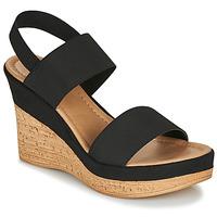Chaussures Femme Sandales et Nu-pieds André RATAPLAN Noir