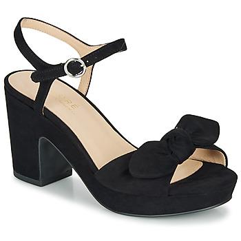 Chaussures Femme Sandales et Nu-pieds André SPRING Noir