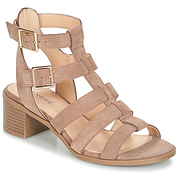 Chaussures Femme Sandales et Nu-pieds André REBELLE Beige