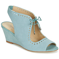 Chaussures Femme Sandales et Nu-pieds André SCOOP Bleu