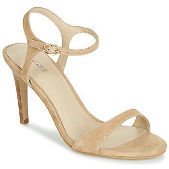 Chaussures Femme Sandales et Nu-pieds André SAXO Beige