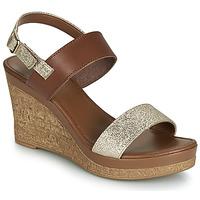 Chaussures Femme Sandales et Nu-pieds André RIMELLE Or
