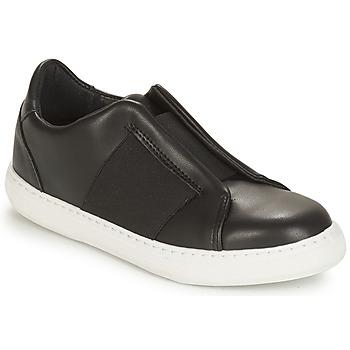 Chaussures Femme Baskets basses André AEROBIE Noir