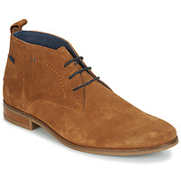 Chaussures Homme Boots André NEVERS Camel