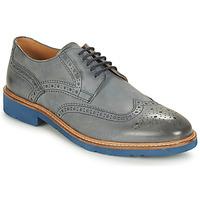 Chaussures Homme Derbies André FLOWER Gris / Bleu
