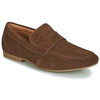 Chaussures Homme Mocassins André TONI Marron