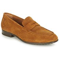 Chaussures Homme Mocassins André PLATEAU Cognac