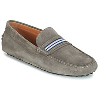 Chaussures Homme Mocassins André PITCHOU Gris