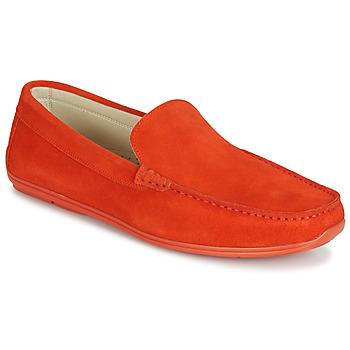 Chaussures Homme Mocassins André BIGOLO Orange