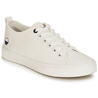 Chaussures Homme Baskets basses André DIVING Blanc