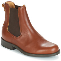 Chaussures Femme Boots Aigle ORZAC W 2 Cognac