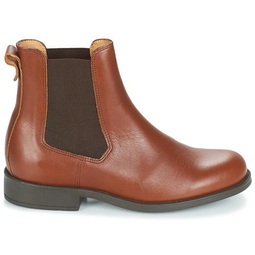 W Femme Orzac Aigle Boots Cognac 2 j5ARL4