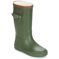 Chaussures Enfant Bottes de pluie Aigle PERDRIX Kaki