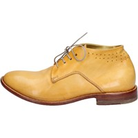 Chaussures Femme Bottines Moma bottines jaune cuir BT574 jaune