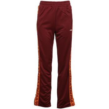 Vêtements Femme Pantalons de survêtement Fila Wn's Thora Track Pants rouge