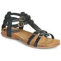 Chaussures Femme Sandales et Nu-pieds Kickers ANA Noir