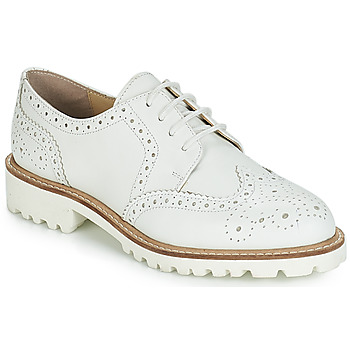 Chaussures Femme Derbies Kickers ROVENTRY Blanc