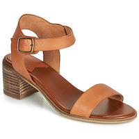 Chaussures Femme Sandales et Nu-pieds Kickers VOLOU Camel
