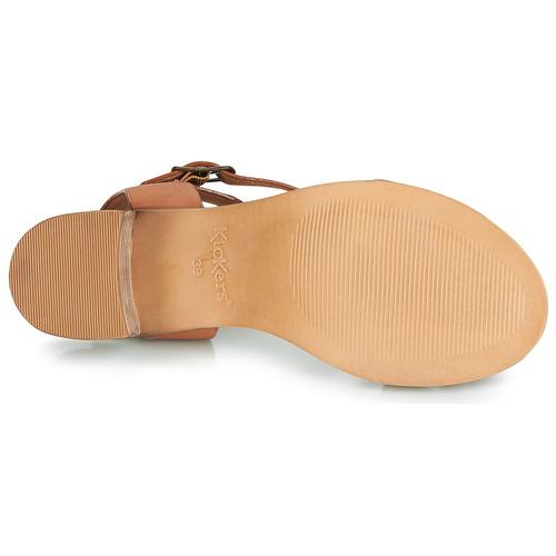 Volou Nu Camel Femme Kickers Et pieds Sandales wknN0OP8X