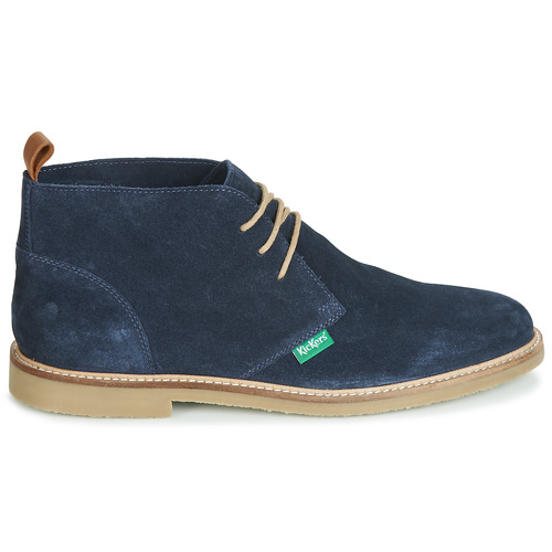 TYL  Kickers  boots  homme  marine