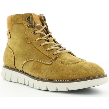 Chaussures Homme Baskets montantes Kickers Kicktaina CAMEL