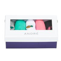 Accessoires textile Femme Chaussettes André CACTUS Multicolore