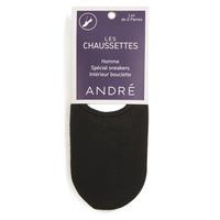 Accessoires textile Homme Chaussettes André TERRY Noir