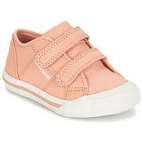 Chaussures Fille Baskets basses Le Coq Sportif DEAUVILLE-INF SPORT ROSE
