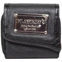 Sacs Femme Porte-monnaie Playboy Porte monnaie à rabat  PA2506 Noir