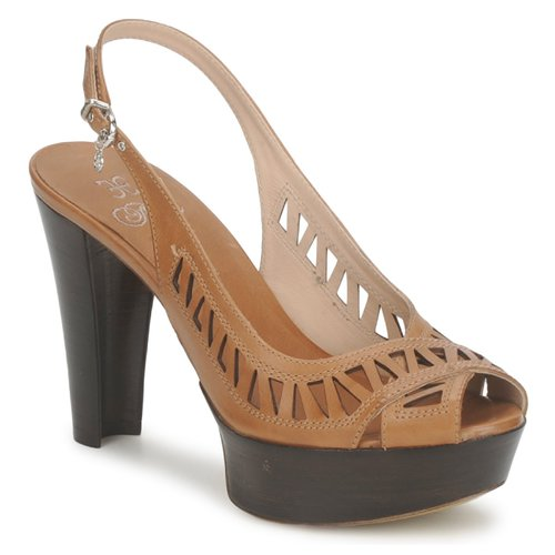 Chaussures Femme Sandales et Nu-pieds Fabi CALECHE Marron