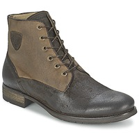 Chaussures Homme Boots Redskins FOSTO Marron