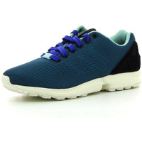 Chaussures Baskets basses adidas Originals ZX Flux Weave Noir