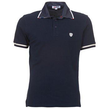 Vêtements Homme Polos manches courtes Yurban CID Marine